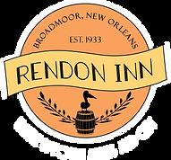 Logo - Rendon Inn - Full Color (FINAL wh