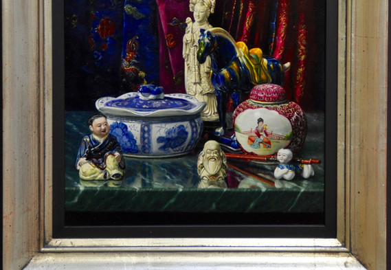 Chinese Vintage (framed)