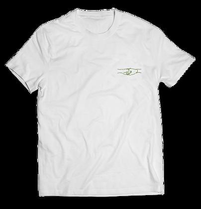 Amigo T-shirt Man - Groene fistbump
