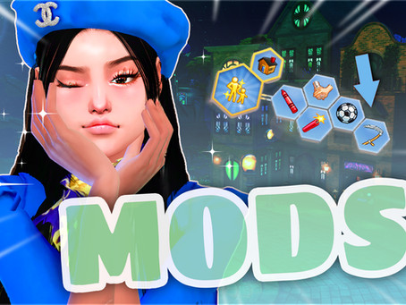 March 2021 Mods for TS4