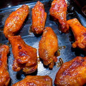 Air Fried Hot Wings