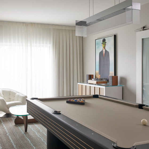 Billiards Suite