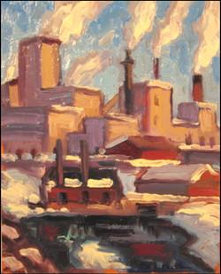 steam factory, espanola