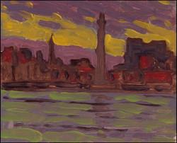 vieux port montréal mois d'avril