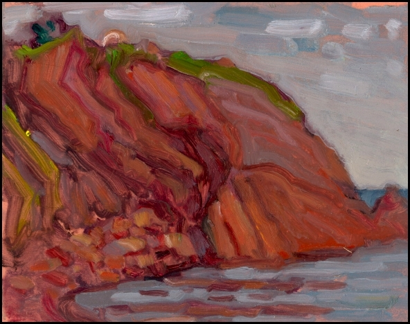 meat cove shore