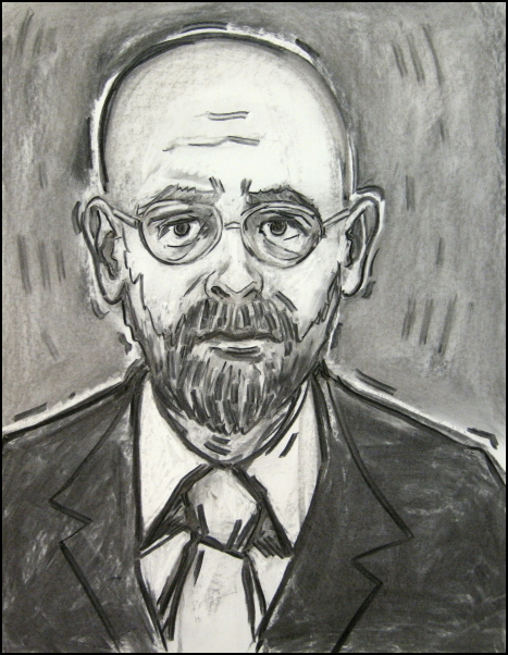 over his dead body (janusz korczak)
