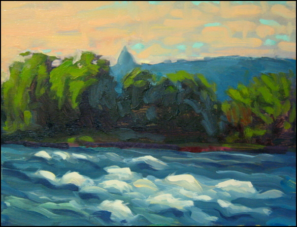 fake landscape montreal
