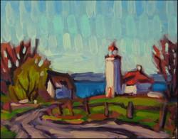 simcoe island lighthouse
