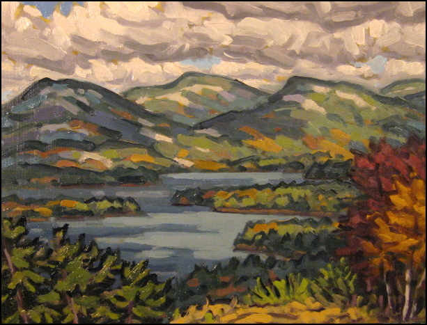 la cloche range autumn