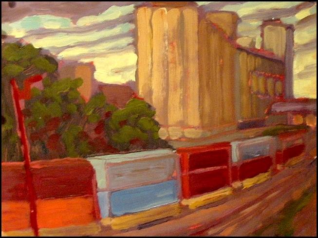 halifax railyard