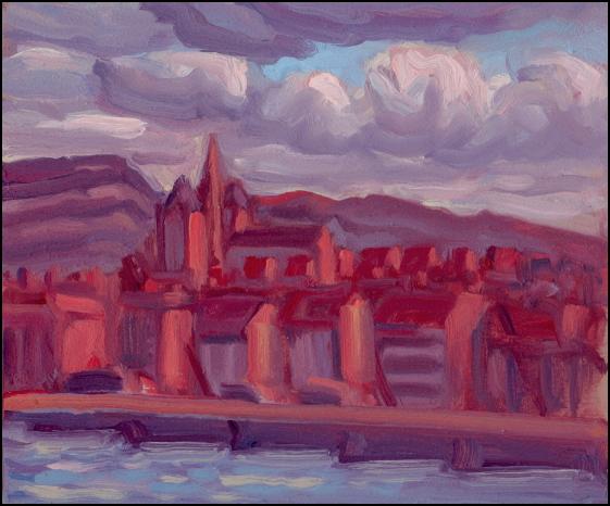 geneva skyline