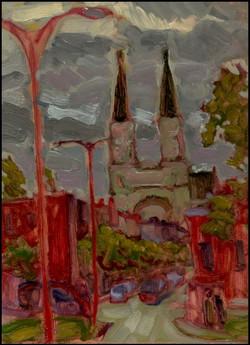 église à verdun