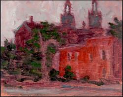 rain painting saint-henri