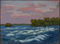 lachine rapids in september