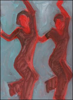 dancing figures #2