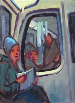 subterranean métro blues