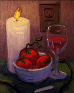 still life without power