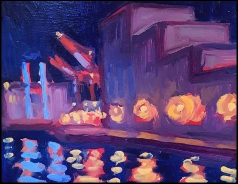 halifax harbour nocturne