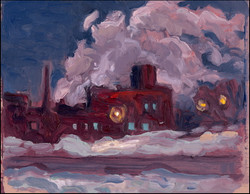 steam factory griffintown