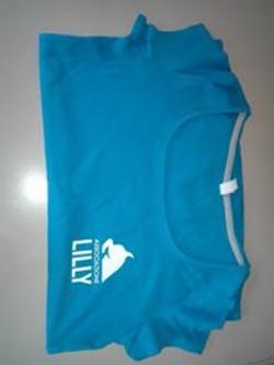 LILLY T-SHIRT (lichtblauw)