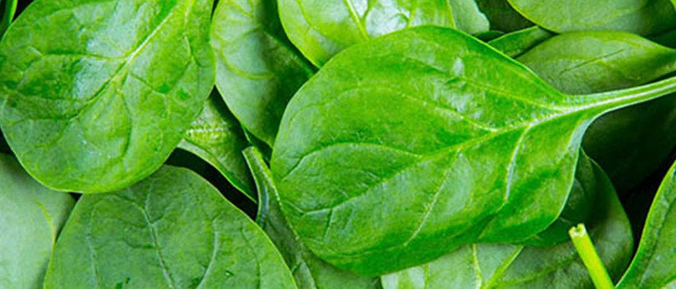 Organic Baby Leaf Spinach (100g)