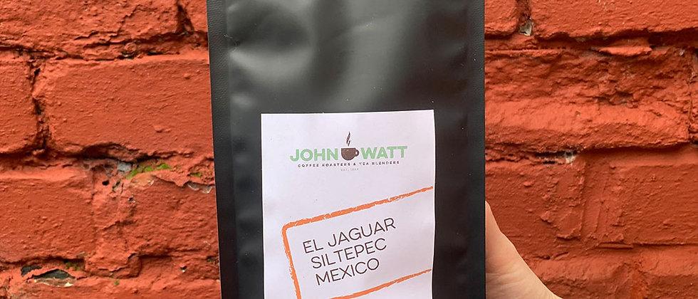John Watt El Jaguar Siltepec Mexcio