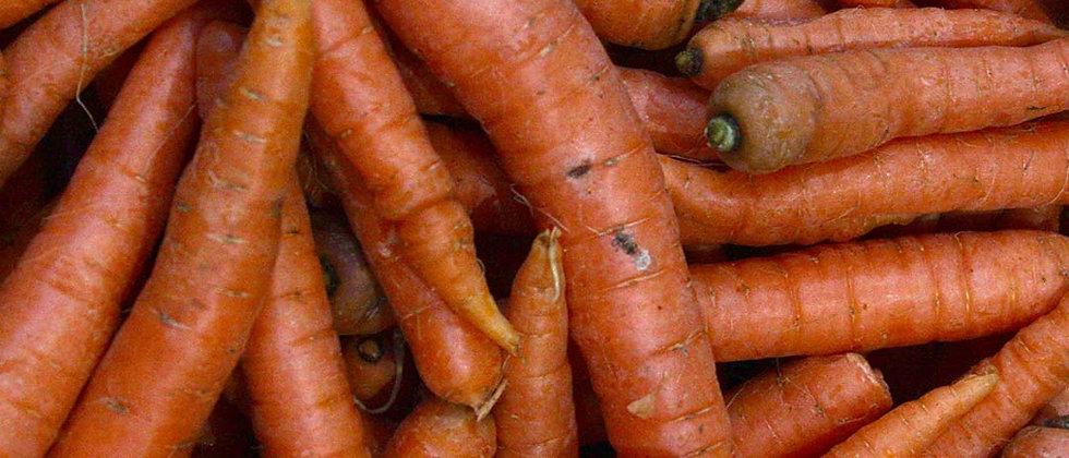 Organic Carrots (500g)