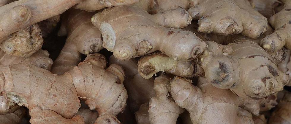 Organic Ginger Peruvian (100g)