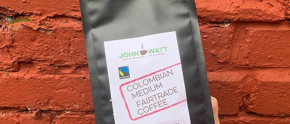 John Watt  Colombian Medium Roast Fairtrade