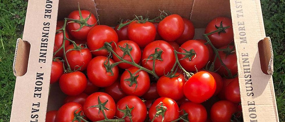 The Tomato Stall Organic Vine Tomatoes (400g)