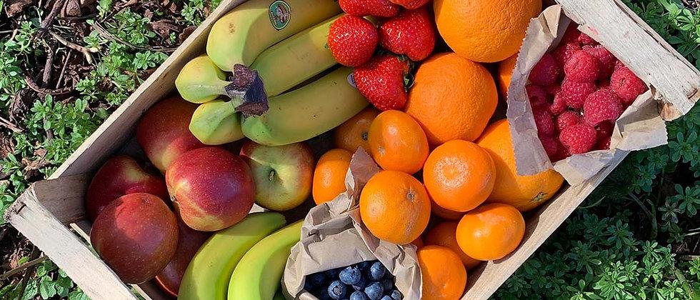 Roots Organic Fruit Box