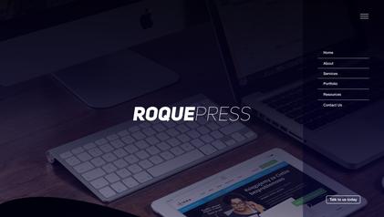 Roquepress Redesign