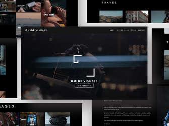 Guide Visuals Website