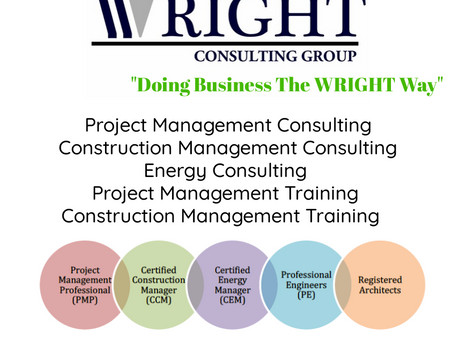Doing Business The WRIGHT Way