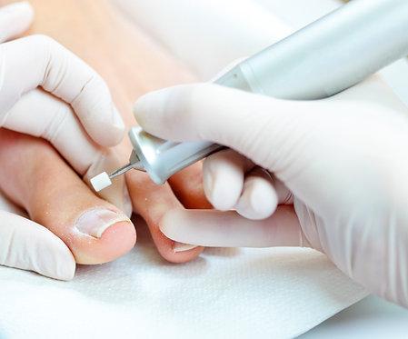 Pedicure Basis behandeling