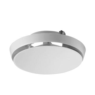 talířový ventil - přívod