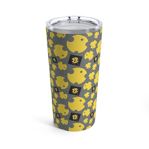 ICONIC LICENSE X CHEEZY MIKE'S Insulated Tumbler 20oz