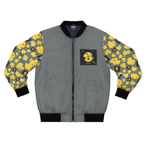 ICONIC LICENSE X CHEEZY MIKE'S UNISEX Bomber