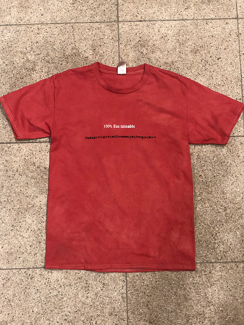 """100% sus tainable """"Déjeuner en fourrure"""" T-Shirts"""
