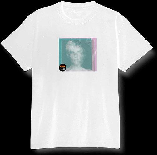 WINER × FFK DIE CUT ART VINYL SLEEVE With T-shirt