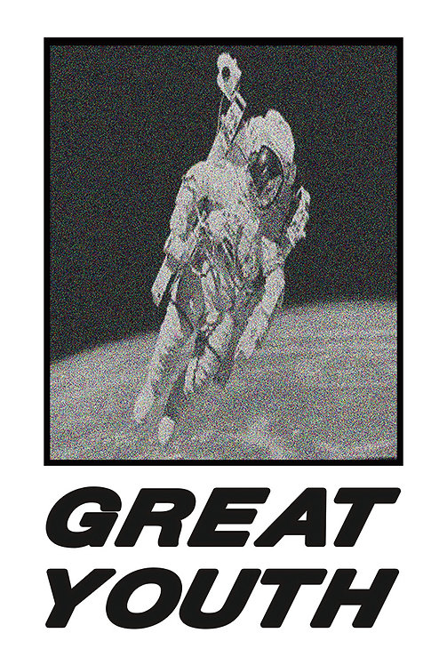 Great Youth sticker
