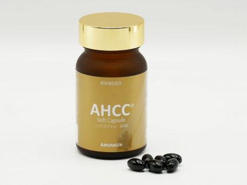 AHCC Mushroom Capsules