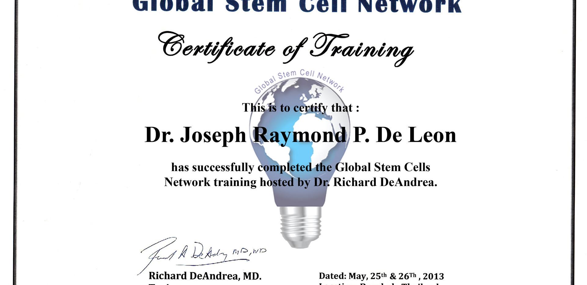 Global Stem Cell Network