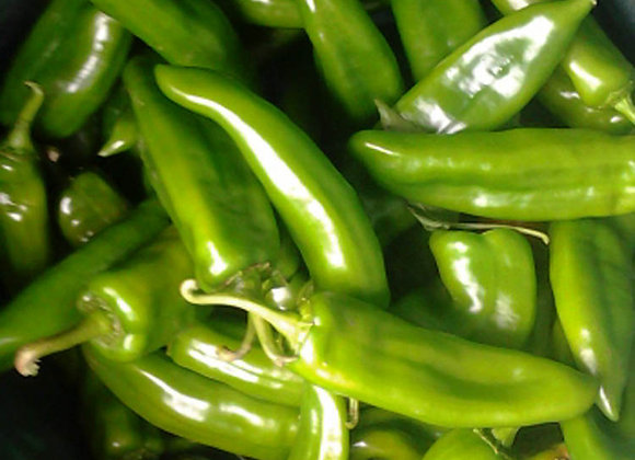 Anaheim Peppers Green - GHF