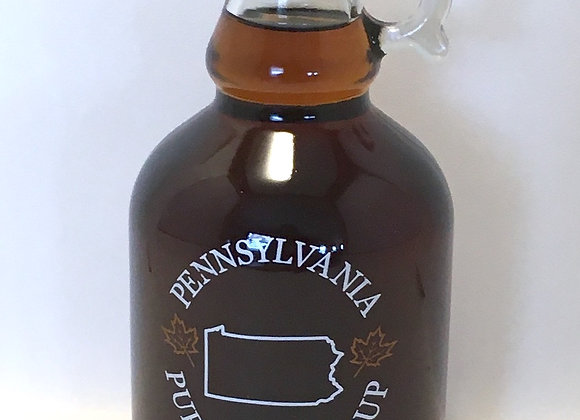 Maple Syrup (1/2 Liter) - GHF