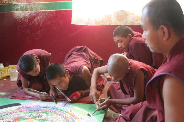 La pousse de Riz - Bouddhisme - L'effort juste