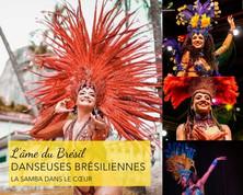bresilevents.fr - danseuses brésiliennes