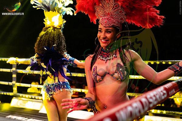 Danseuses brésiliennes, BRESILevents