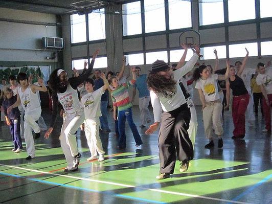 Stage danse et samba afro, BRESILevents, BORDEAUX et sud-ouest de la France