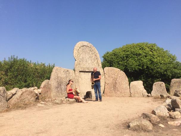 Comune Di Dorgali — presso Thomes - Tomba dei Giganti.